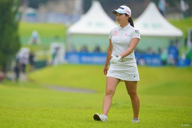 2021年 日本女子プロゴルフ選手権大会コニカミノルタ杯  最終日 小祝さくら 賞金ランク2位に後退した小祝さくら