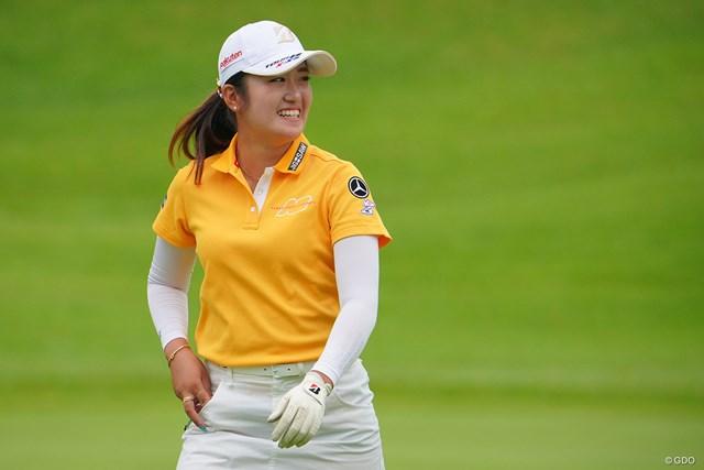 2021年 日本女子プロゴルフ選手権大会コニカミノルタ杯  最終日 稲見萌寧 勢いは誰にも止められない?