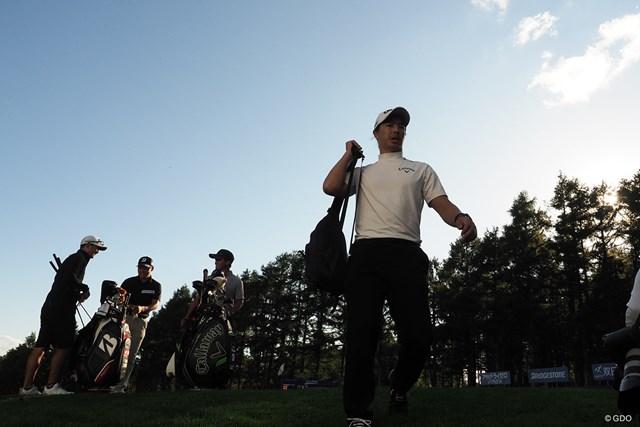 2021年 ANAオープンゴルフトーナメント  事前 石川遼 今週こそもう1つ順位を上げたい