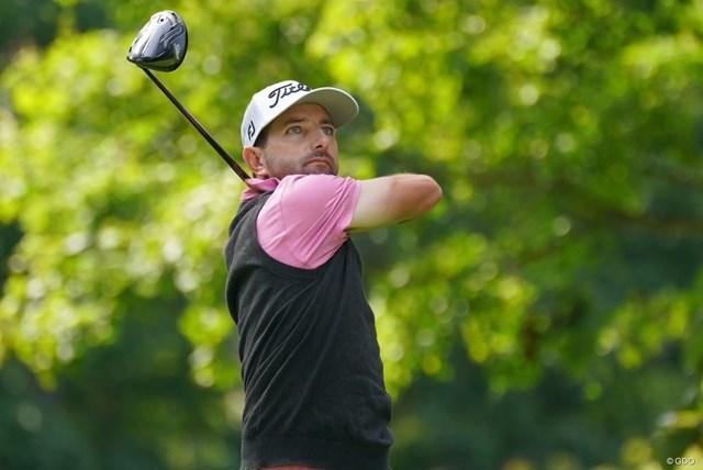 2021年 ANAオープンゴルフトーナメント 初日 ジェイビー・クルーガー クルーガーが7アンダーの首位で発進した