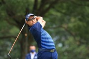 2021年 日本シニアオープンゴルフ選手権競技 初日 谷口徹