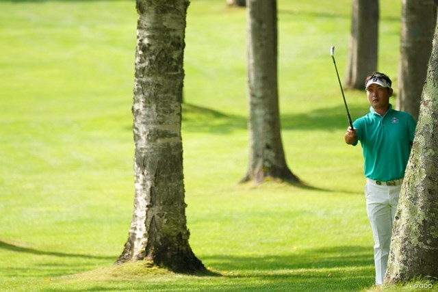2021年 ANAオープンゴルフトーナメント 初日 河野祐輝 うまくいきますように