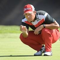 松山英樹が新シーズンを始動。首位と4打差で発進した(Stan Badz/PGA TOUR) 2022年 フォーティネット選手権 初日 松山英樹