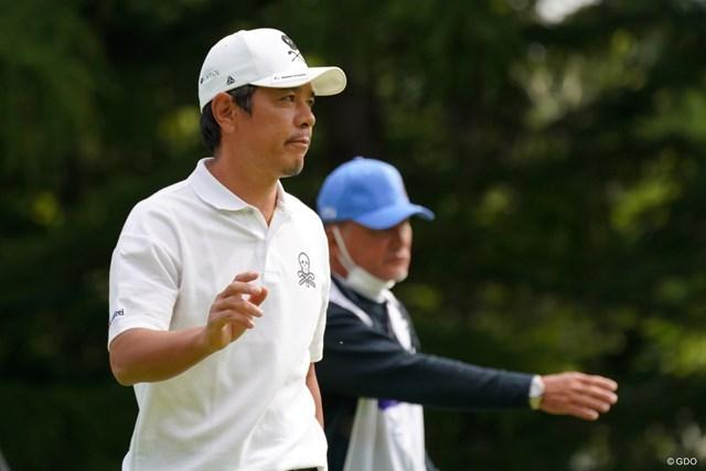 2021年 ANAオープンゴルフトーナメント 2日目 矢野東 2008年大会覇者の矢野東が1打差3位に浮上