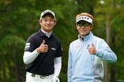 2021年 ANAオープンゴルフトーナメント 2日目 片岡尚之 浅地洋佑