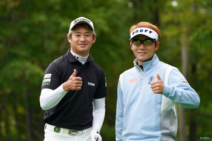 サンキュー! 2021年 ANAオープンゴルフトーナメント 2日目 片岡尚之 浅地洋佑