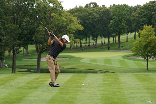 2021年 ANAオープンゴルフトーナメント 2日目 石川遼 バースデーホールインワンは出ませんでした