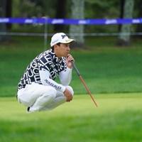 8アンダー3位タイ、混戦なんだよな~ 2021年 ANAオープンゴルフトーナメント 2日目 植竹勇太