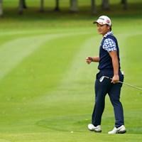 君の番ですよ~ 2021年 ANAオープンゴルフトーナメント 2日目 香妻陣一朗
