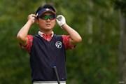 2021年 ANAオープンゴルフトーナメント 2日目 阿部裕樹