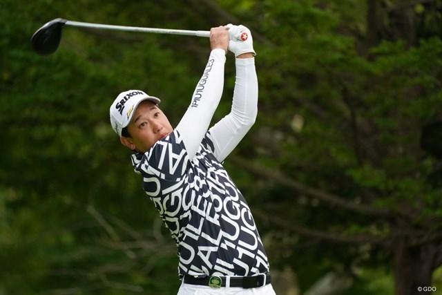 2021年 ANAオープンゴルフトーナメント 2日目 植竹勇太 3位で決勝に進んだ植竹勇太。週末も期待だ