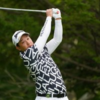 3位で決勝に進んだ植竹勇太。週末も期待だ 2021年 ANAオープンゴルフトーナメント 2日目 植竹勇太