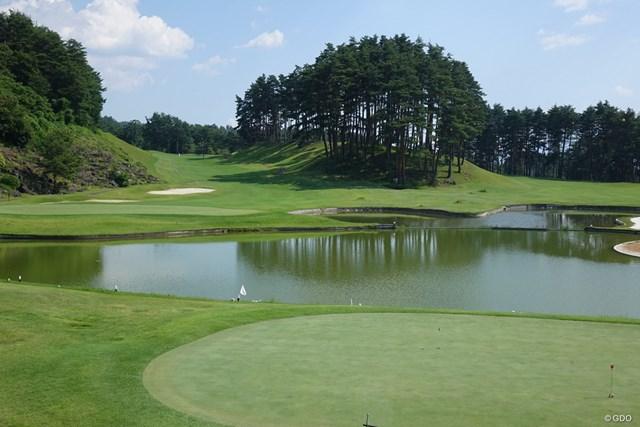 ゴルフの常識を疑う独自のスタイル 寺西明のルーツをたどる<後編> 取材を行ったシャトレーゼヴィンテージGCは「日本シニアオープン」開催コース