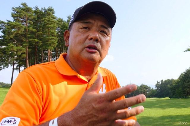 ゴルフの常識を疑う独自のスタイル 寺西明のルーツをたどる<後編> 「全英での経験はとても大きなものだった」と語る寺西