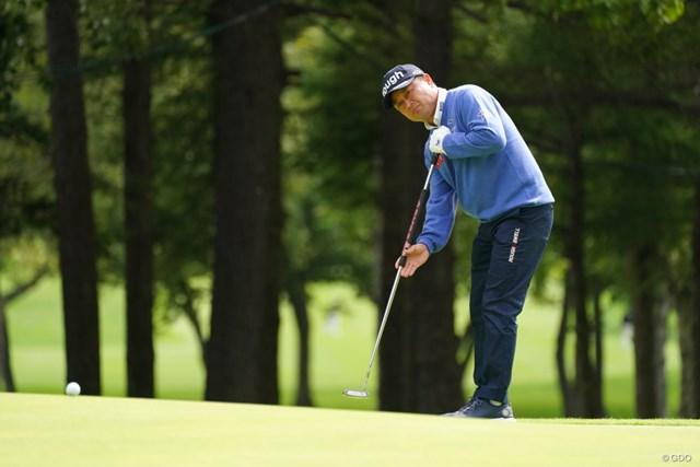 2021年 ANAオープンゴルフトーナメント 2日目 横田真一 11年ぶりの優勝は絶大なプロモーションになる?