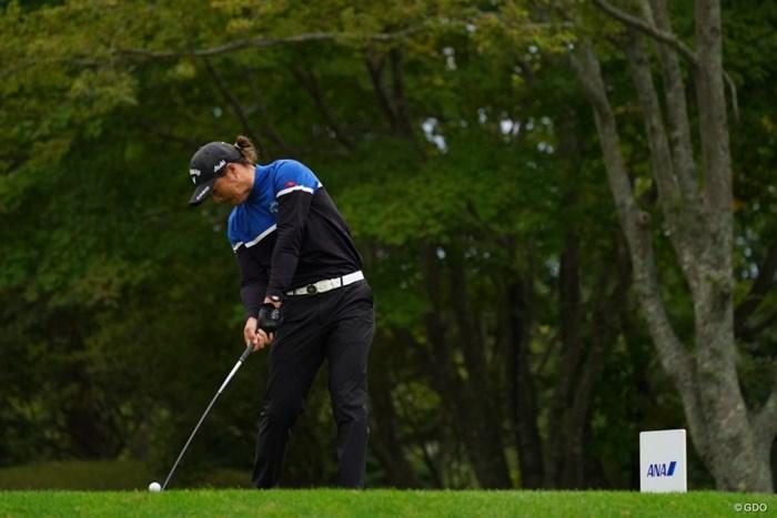 ジャストインパクト、ヘッドが見えんがな 2021年 ANAオープンゴルフトーナメント 3日目 石川遼