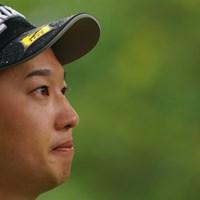 横顔 2021年 ANAオープンゴルフトーナメント 3日目 植竹勇太