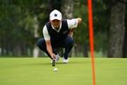 2021年 ANAオープンゴルフトーナメント 3日目 阿部裕樹