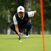 決めてくださいな 2021年 ANAオープンゴルフトーナメント 3日目 阿部裕樹