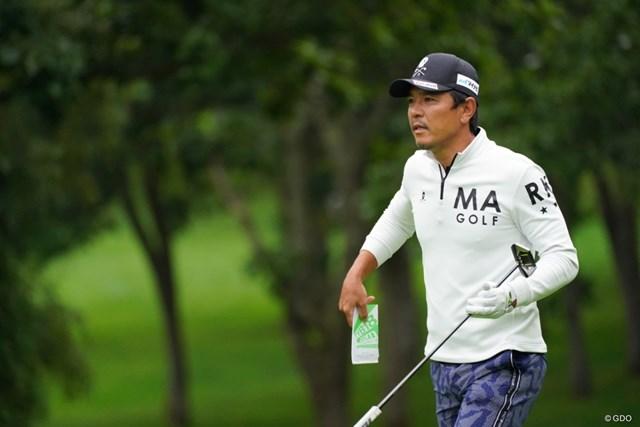 2021年 ANAオープンゴルフトーナメント 3日目 矢野東 最終日最終組