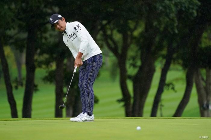最終18番はパーセーブ 2021年 ANAオープンゴルフトーナメント 3日目 矢野東