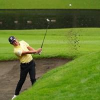 ナイスバンカーショットじゃね 2021年 ANAオープンゴルフトーナメント 3日目 木下稜介
