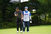 2021年 ANAオープンゴルフトーナメント 3日目 木下裕太