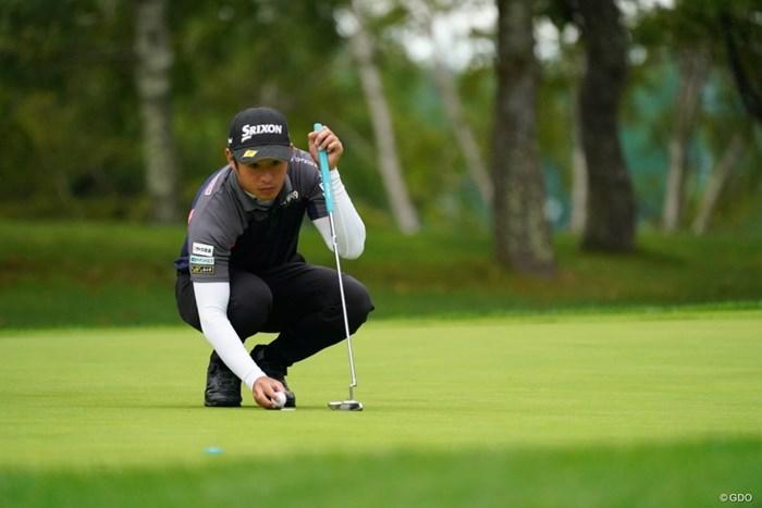 ちょっとボギーが多かったな 2021年 ANAオープンゴルフトーナメント 3日目 片岡尚之