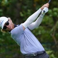スコット・ビンセントが2勝目 2021年 ANAオープンゴルフトーナメント 最終日 スコット・ビンセント