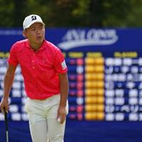 目標とする海外ツアーも「このままじゃ戦えない」 2021年 ANAオープンゴルフトーナメント 4日目 木下稜介