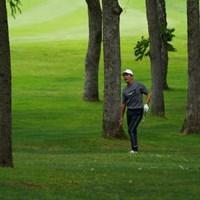 13年ぶりの優勝とはならなかった 2021年 ANAオープンゴルフトーナメント 最終日 矢野東