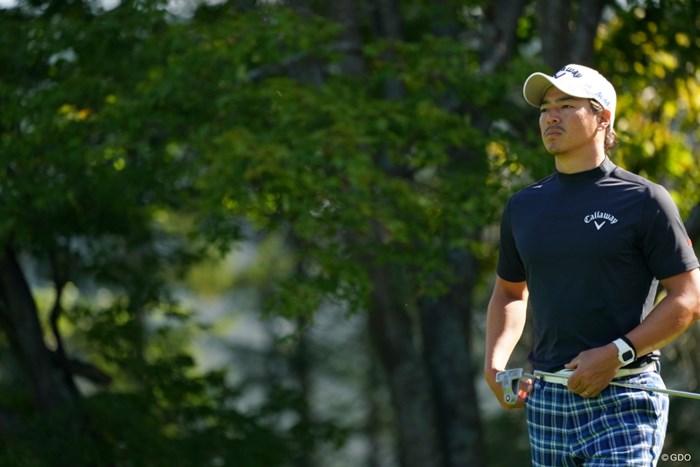 思うようにいかないのか 2021年 ANAオープンゴルフトーナメント 最終日 石川遼