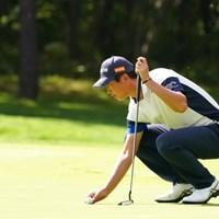 セットアップ 2021年 ANAオープンゴルフトーナメント 最終日 星野陸也