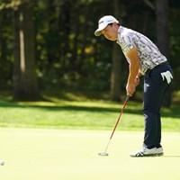 もう少しバーディが欲しかったよね 2021年 ANAオープンゴルフトーナメント 最終日 植竹勇太
