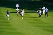 2021年 ANAオープンゴルフトーナメント 最終日 時松隆光 片岡尚之