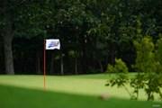 2021年 ANAオープンゴルフトーナメント 最終日 ピンフラッグ