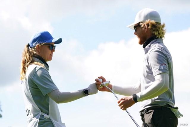 2021年 ANAオープンゴルフトーナメント 最終日 スコット・ビンセント 妻との二人三脚で勝利をつかんだ