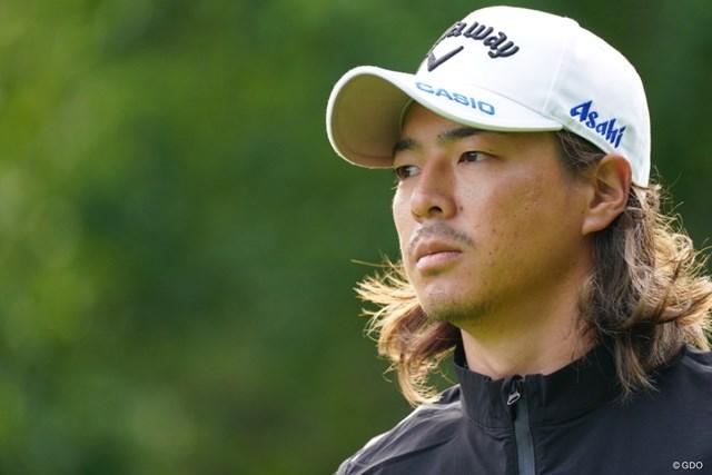 2021年 ANAオープンゴルフトーナメント 2日目 石川遼 石川遼が米ツアー再挑戦の糸口を求めて覚悟を固めた