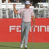 新シーズン初戦を制したマックス・ホマ(Stan Badz/PGA TOUR) 2022年 フォーティネット選手権  最終日 マックス・ホマ