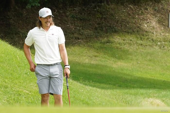 今月17日に30歳になった石川遼 2021年 パナソニックオープンゴルフチャンピオンシップ  事前 石川遼