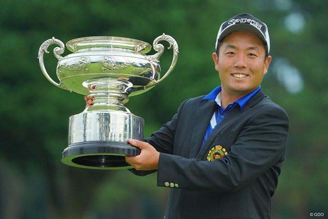 2020年 日本オープンゴルフ選手権競技 最終日 稲森佑貴 2020年「日本オープン」は稲森佑貴が大会2勝目を挙げた