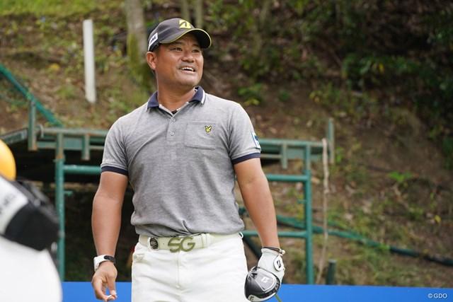 2021年 パナソニックオープンゴルフチャンピオンシップ 事前 宮里優作 今大会から復帰です