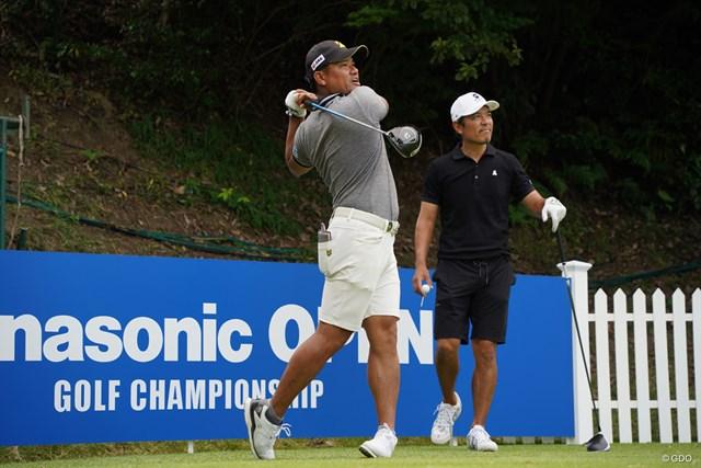 2021年 パナソニックオープンゴルフチャンピオンシップ 事前 宮里優作 今月発売された新ドライバーで臨む