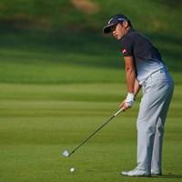 連覇が狙える位置に。 2021年 パナソニックオープンゴルフチャンピオンシップ 初日 武藤俊憲