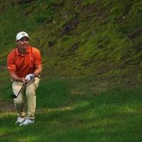 おい、そっちじゃねぇー! 2021年 パナソニックオープンゴルフチャンピオンシップ 初日 石川遼