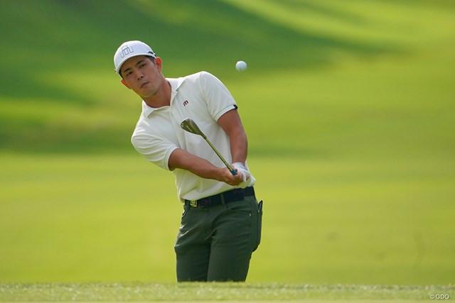 2021年 パナソニックオープンゴルフチャンピオンシップ 2日目 中島啓太 アマチュア優勝、あるかもね。