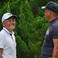 ナイス予選通過です。ラウンド中、小田孔明プロと九州弁での会話でリラックスできましたかね。 2021年 パナソニックオープンゴルフチャンピオンシップ 2日目 手嶋多一