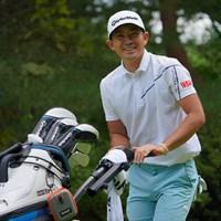 行ってらっしゃい! 2021年 パナソニックオープンゴルフチャンピオンシップ 2日目 塩見好輝