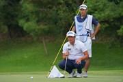2021年 パナソニックオープンゴルフチャンピオンシップ 2日目 永野竜太郎
