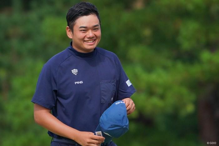 今季から本格的にレギュラーツアーに参戦した大岩龍一 2021年 パナソニックオープンゴルフチャンピオンシップ 2日目 大岩龍一